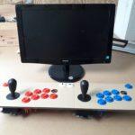 FabLab etabli borne arcade 04