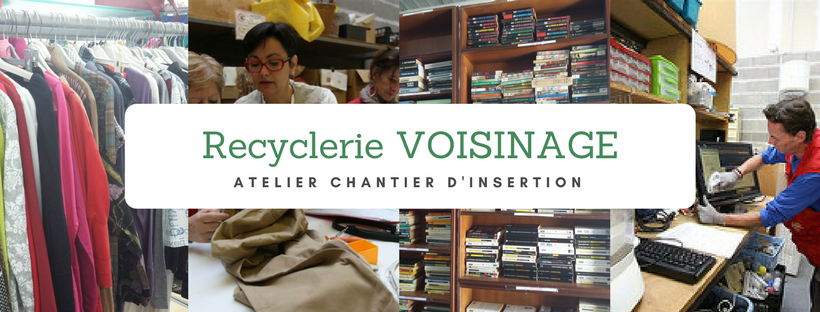 Recyclerie Voisinage