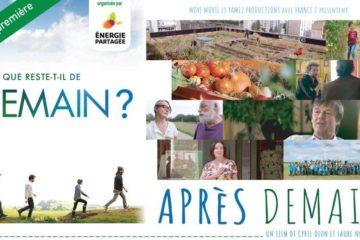 Ciné Débat Film Après Demain !