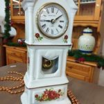 horloge recyclerie voisinage
