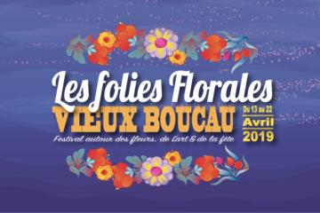 Les Folies Florales de Vieux Boucau