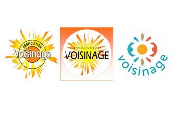 evolution du logo voisinage