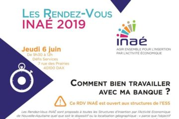 Rendez-vous INAE 2019