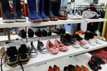 chaussures dans nos boutiques Voisinage