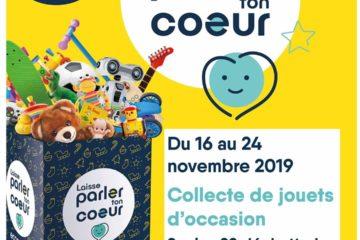 Collecte de jouets 2019