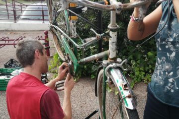 cyclo-truck de voisinage