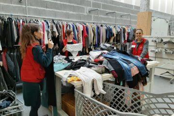 valorisation textile boutiques Voisinage