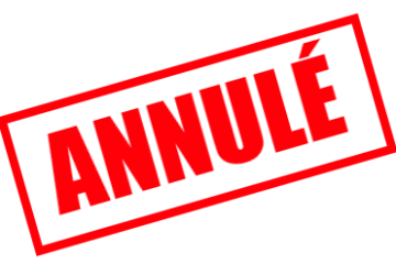 Annulation vente de printemps Voisinage Tyrosse